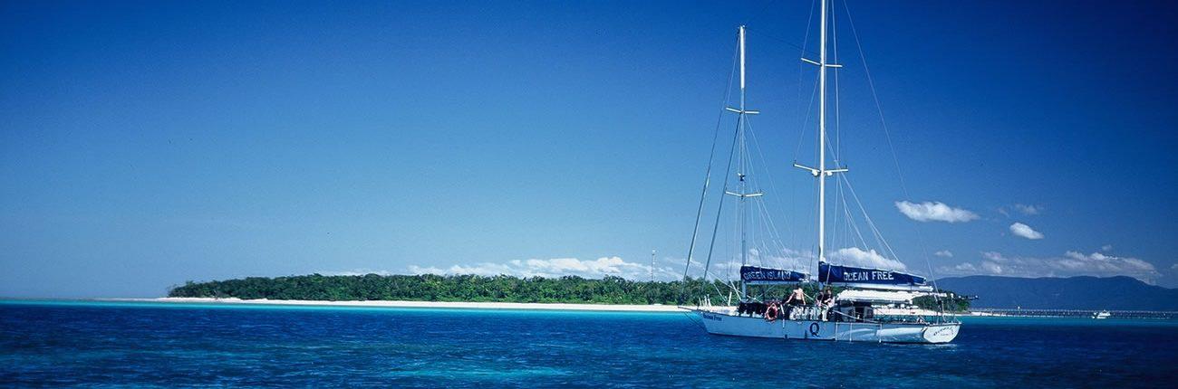 Ocean Free Green Island