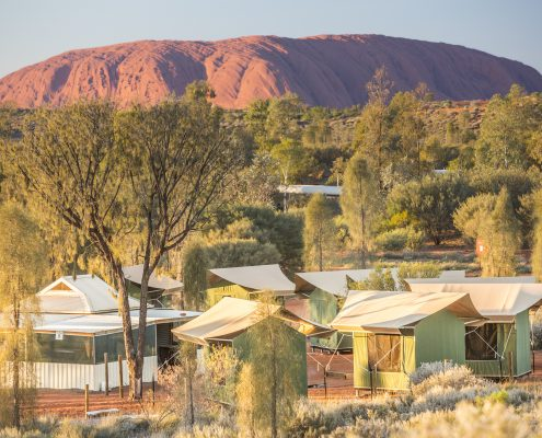 Wayoutback Desert Safaris -Uluru camp